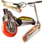 Trottinette �lectrique GO MOTORBOARD: la plus l�g�re du monde