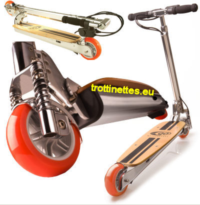 trotinettes freestyle GO MOTORBOARD